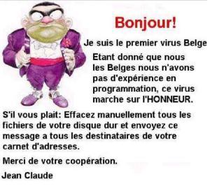 virus belge