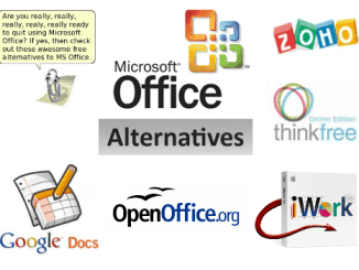 alternative microsoft office
