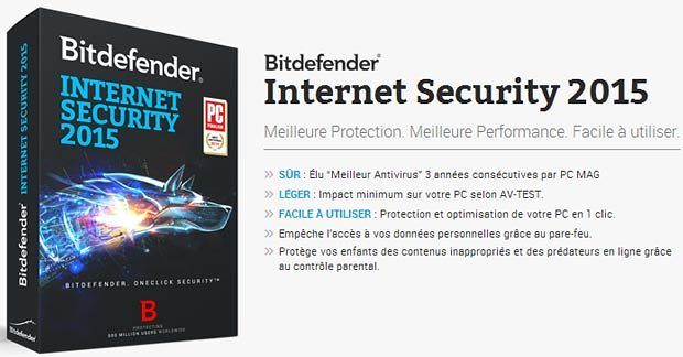 test et avis de bitdefender internet security 2015 nalaweb. Black Bedroom Furniture Sets. Home Design Ideas