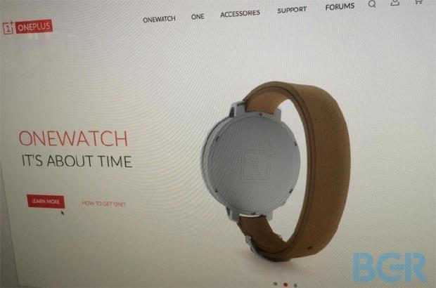 OnePlus One après le smartphone la montre OnePlus Watch 2