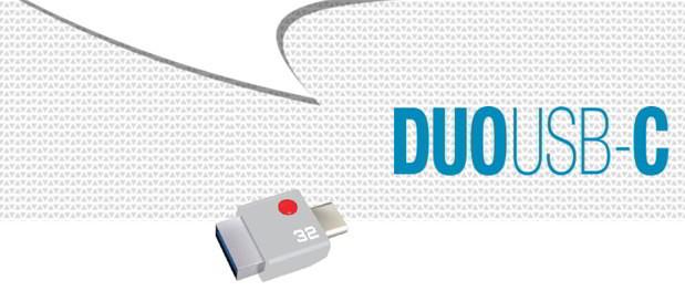 la clé DuoUSB-c de Emtec