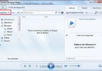 convertir un cd audio en mp3 avec windows media