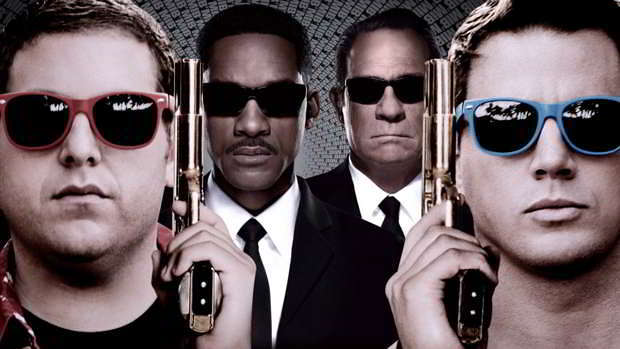 sony prepare un crossover entre men in black et jump street