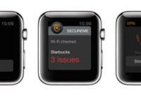 Avast secureMe apple watch ios ipad iphone