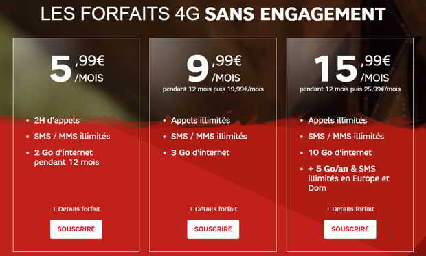 RED by SFR journees guerrieres