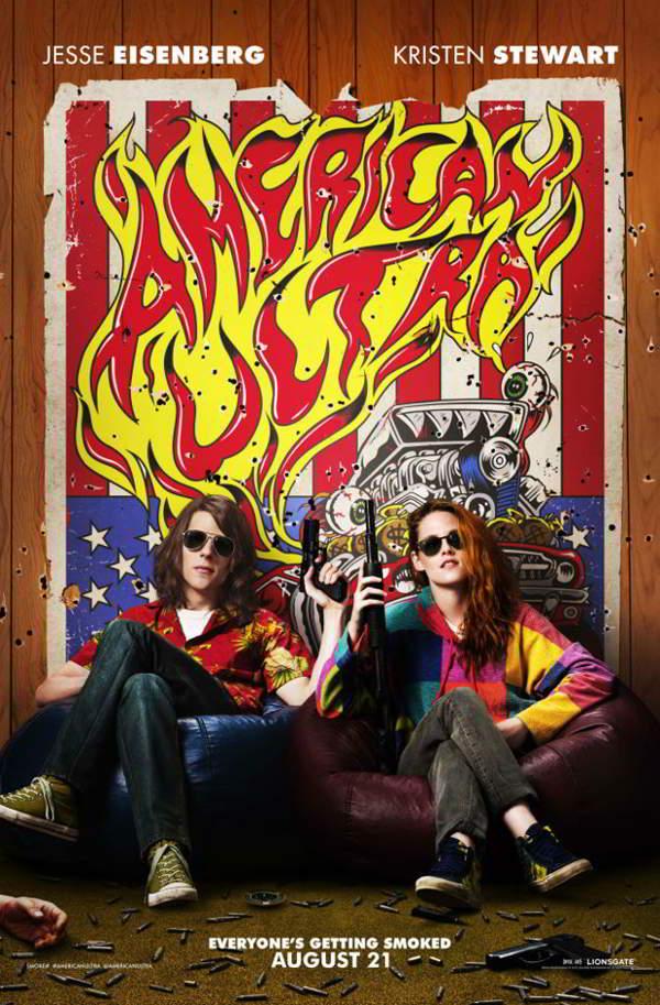 American Ultra affiche