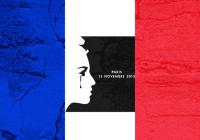 la France se mobilisent suite aux attentats de Paris