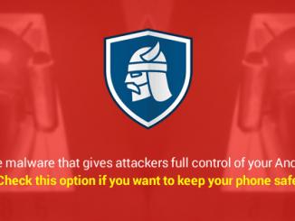 Mazar BOT android malware