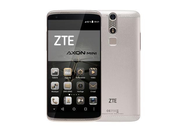 ZTE AXON mini