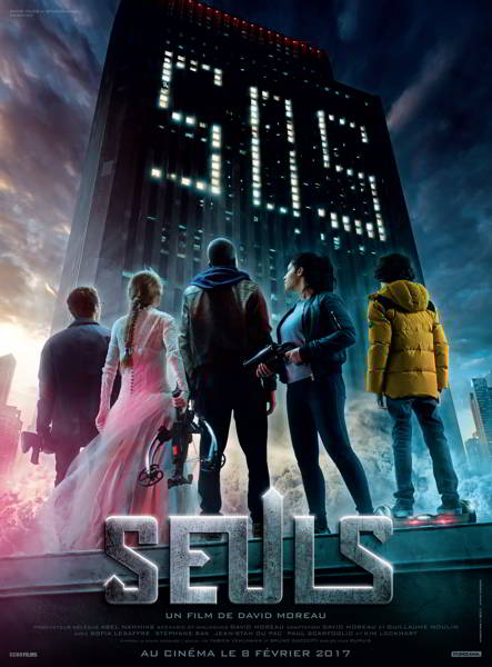 seuls le film movie poster