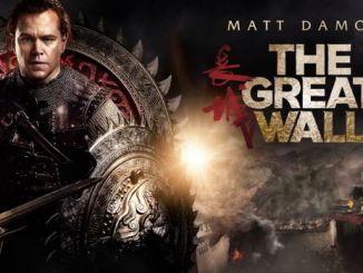 la grande muraille matt damon the great wall