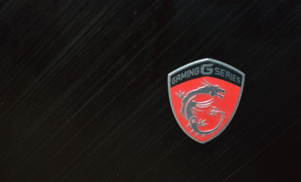 Logo MSI gaming G series trident