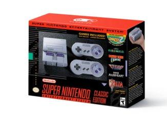 SNES Classic Edition Box