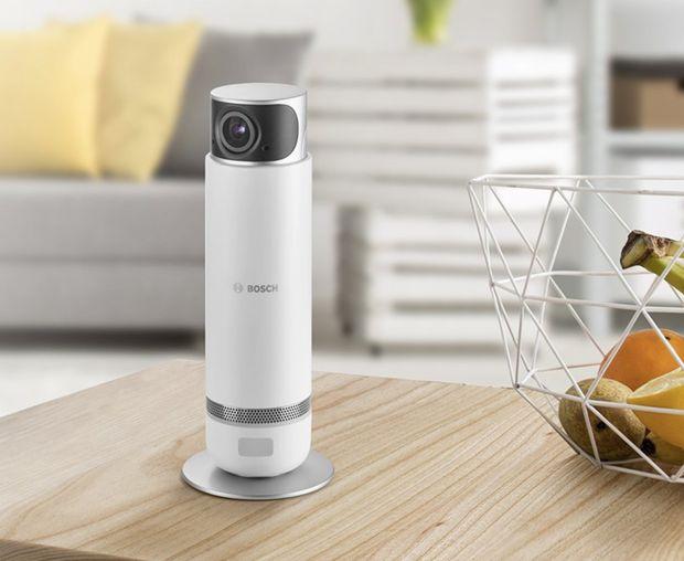 camera intérieure 360 bosch smart home