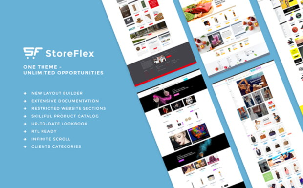 storeflex on templatemonster