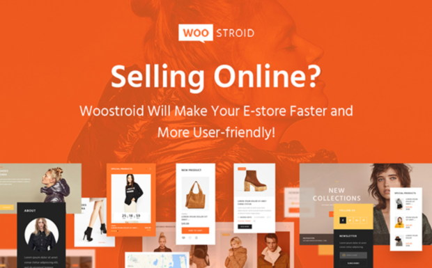 Woostroid on TemplateMonster