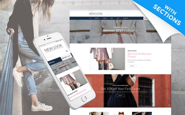 Shopify on TemplateMonster