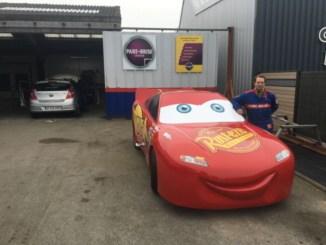 flash mcqueen cars auto3000