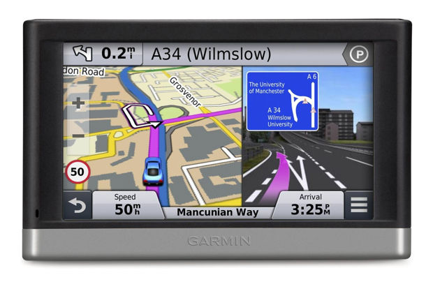 GPS garmin fonction kit main libre