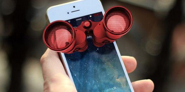 logiciel espion smartphone iphone