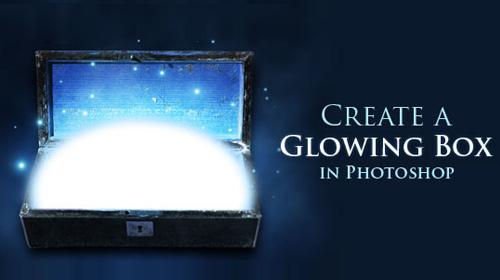 Học glowing8 50 Bài Hướng Dẫn Thiết Kế Hiệu Ứng Ánh Sáng trong Photoshop