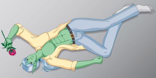 Character Tutorial in Illustrator