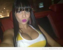 Besito cachondo de  @Sexybeba27
