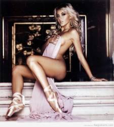 Angelique Boyer casi sin ropa