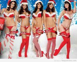 Feliz navidad!!!! Que versión de Santa quieres?