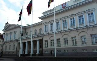 pałac prezydencki wilno