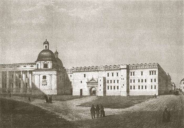 wilno katedra, kaplica sw kazimierza i dolny zamek