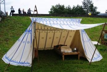 Namiot rycerza