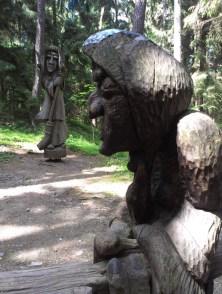 Juodkrantė - Góra Czarownic