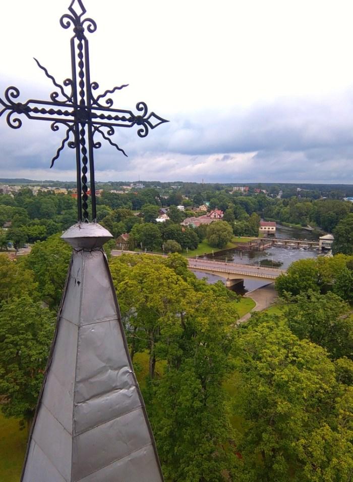 panorama z kosciola onikszty