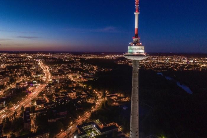 5 najpiękniejszych widoków w Wilnie