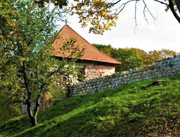 zamek na polwyspie troki litwa