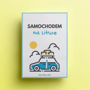 samochodem na litwe