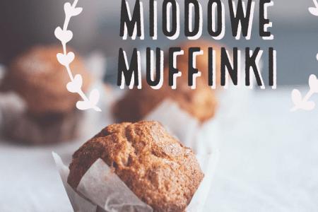 miodowe babeczki litewskie muffinki przepis