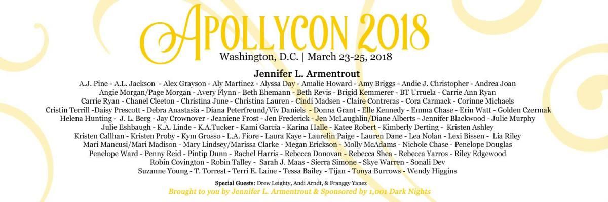 APOLLYCON 2018 - An Event Recap