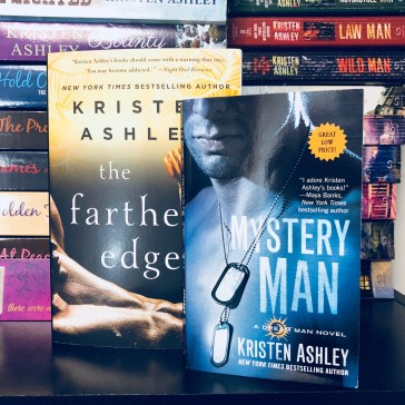 The Farthest Edge & Mystery Man by Kristen Ashley