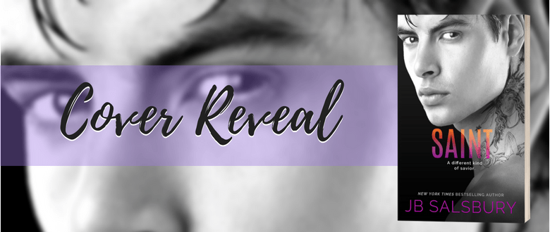 SAINT  - A JB Salsbury Cover Reveal