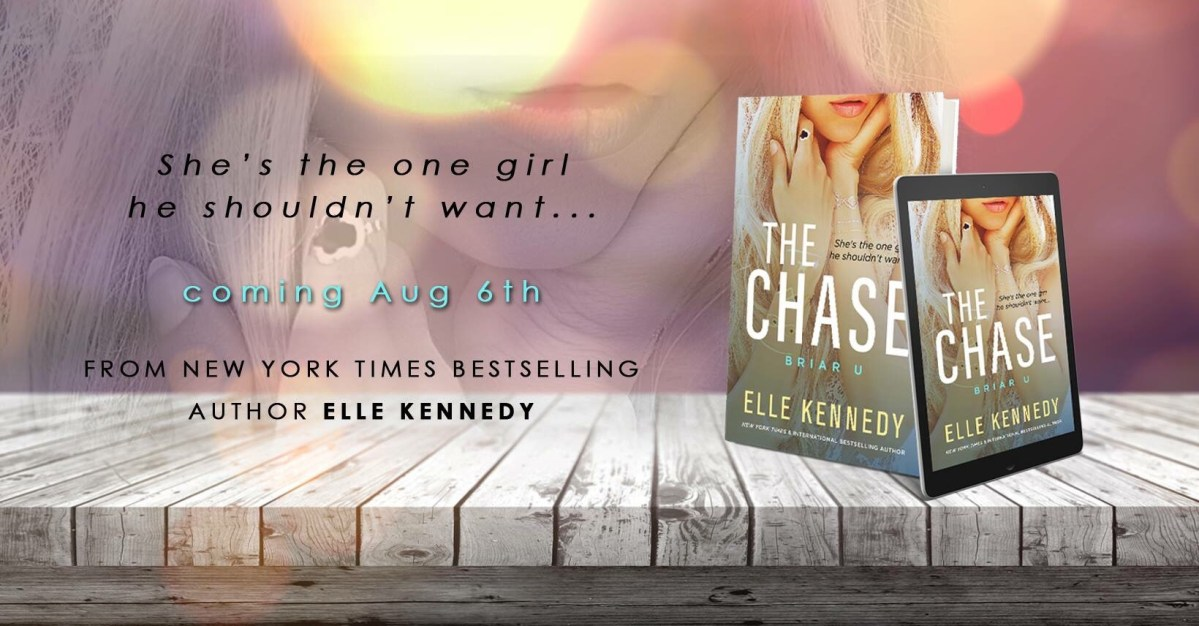 THE CHASE - An Elle Kennedy Review