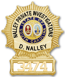 private investigator badge