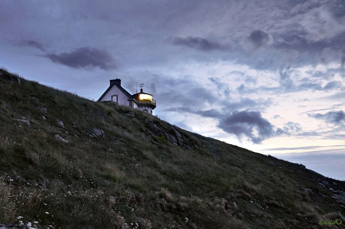 Photo du jour - Finistere - phare du Millier
