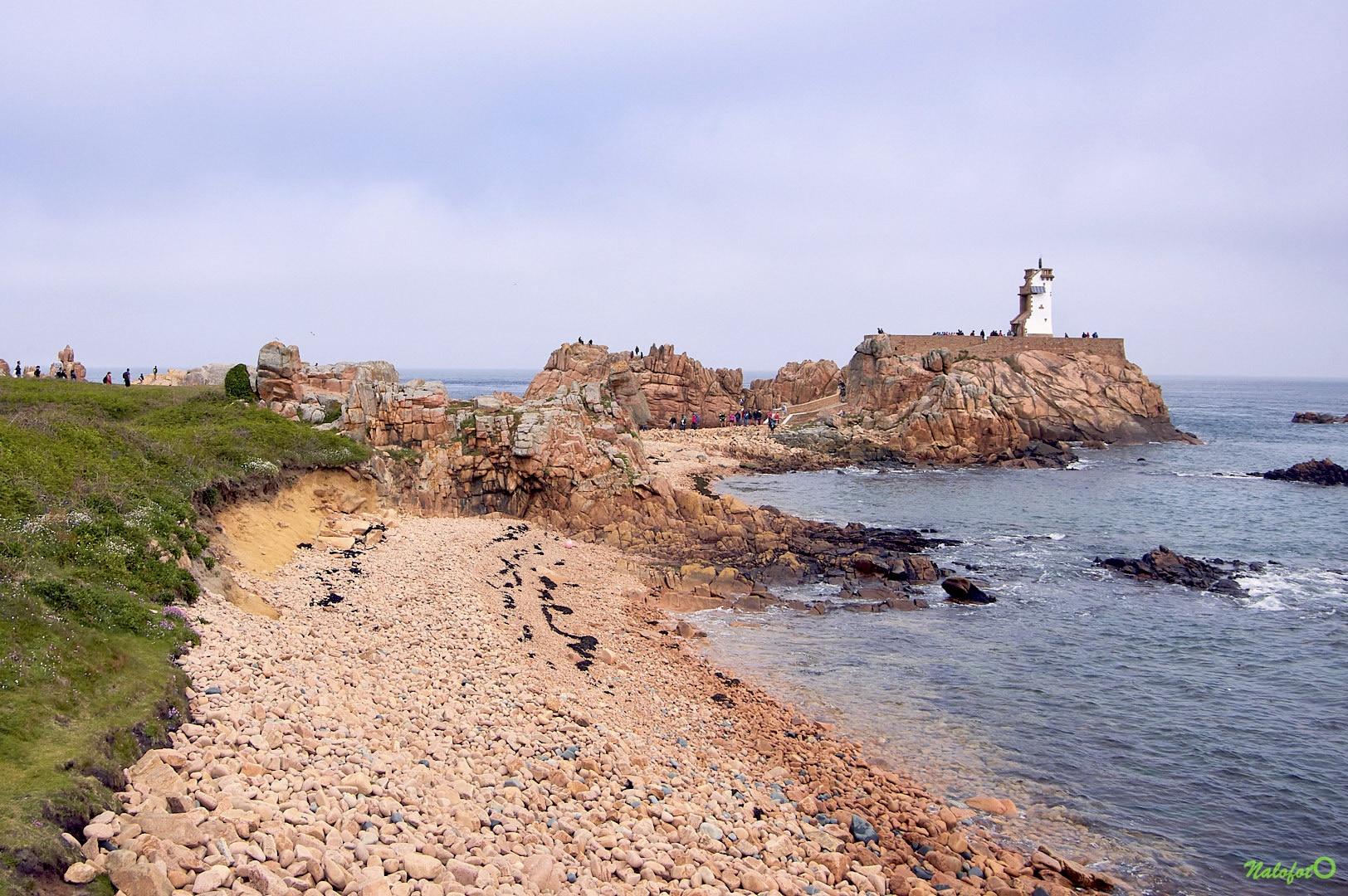 Îles de Bréhat phare du paon