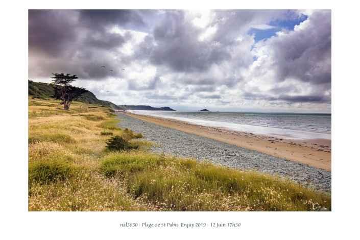 portfolio du photomarcheur - plage de St Pabu