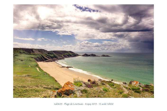 portfolio du photomarcheur - plage de Lourtuais à Erquy