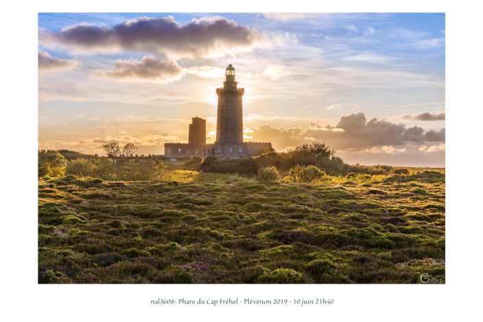 portfolio du photomarcheur - phare du Cap Fréhel