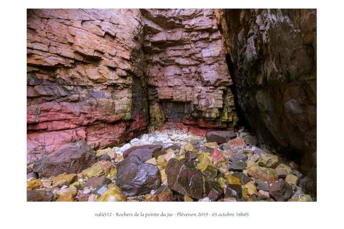 portfolio du photomarcheur - rochers de la pointe du Jas