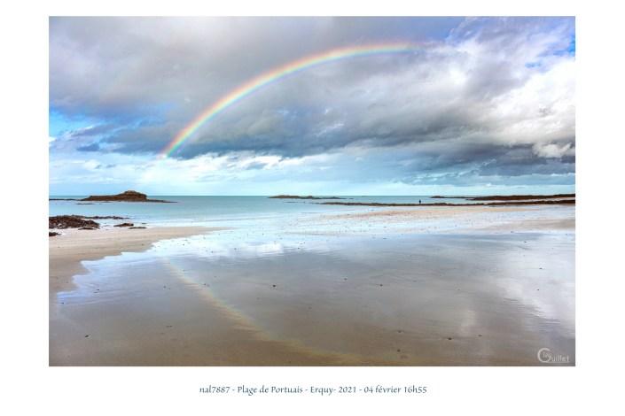 portfolio du photomarcheur - plage de Portuais